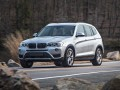 BMW X3 X3 (F25) Restyling 2.0 AT (245hp) 4x4 full technical specifications and fuel consumption