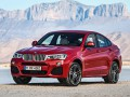 Technical specifications of the car and fuel economy of BMW X4