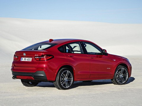 Technical specifications and characteristics for【BMW X4】