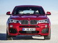 BMW X4 X4 20i 2.0 (184hp) 4WD full technical specifications and fuel consumption