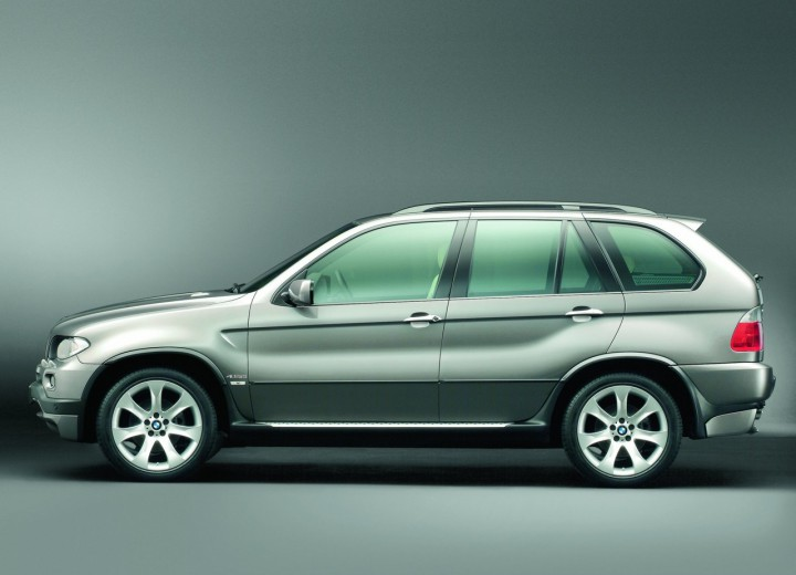 Bmw X5 X5  E53   U2022 3 0d  218 Hp  Technical Specifications