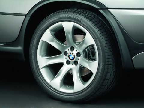 Technical specifications and characteristics for【BMW X5 (E53)】