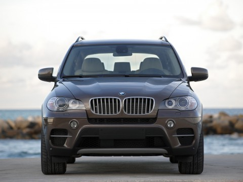 Technical specifications and characteristics for【BMW X5 (E70) Restyling】