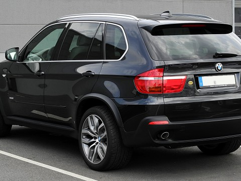 Technical specifications and characteristics for【BMW X5 M (E70)】