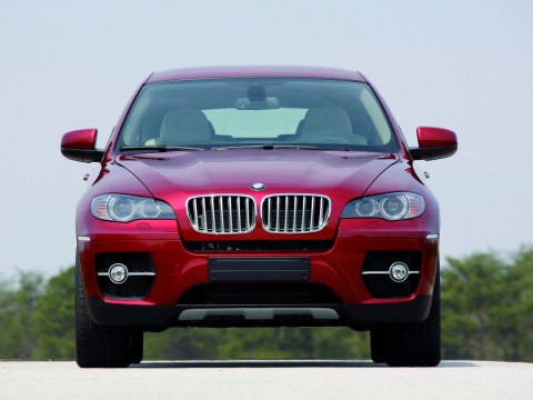Technical specifications and characteristics for【BMW X6 (E71 / E72)】