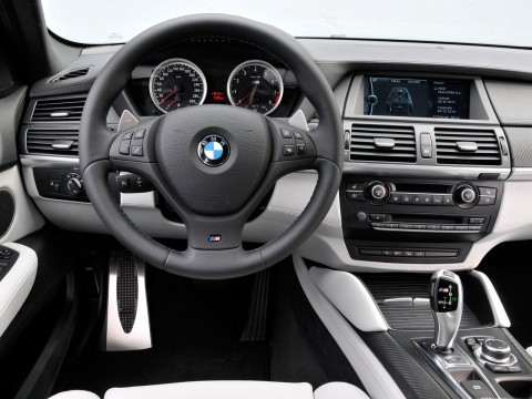Technical specifications and characteristics for【BMW X6 M (E71 / E72)】