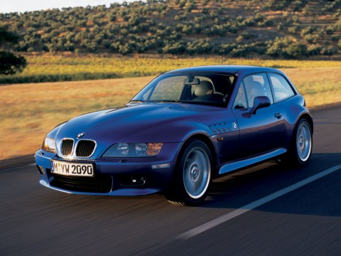Technical specifications and characteristics for【BMW Z3 Coupe (E36/7)】