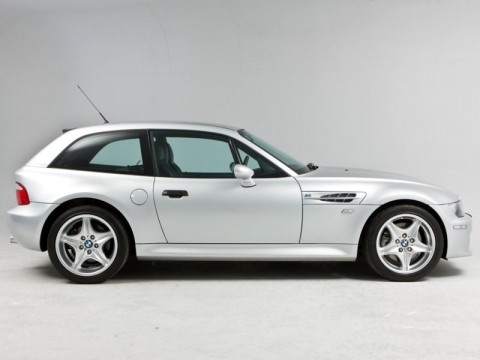 Technical specifications and characteristics for【BMW Z3 M Coupe (E36/7)】