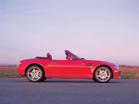 Technical specifications and characteristics for【BMW Z3 M (E36/7)】