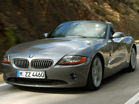 Technical specifications and characteristics for【BMW Z4 (E85)】