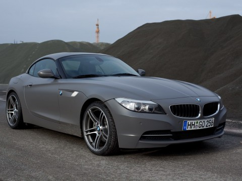 Technical specifications and characteristics for【BMW Z4 (E89)】
