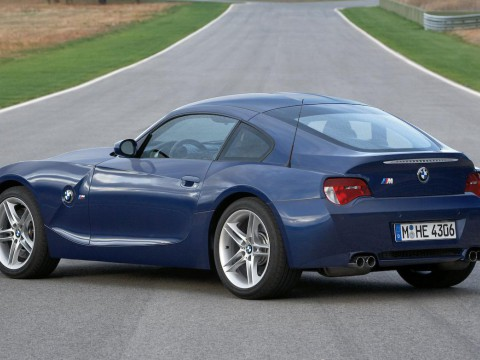 Technical specifications and characteristics for【BMW Z4 M Coupe (2009)】