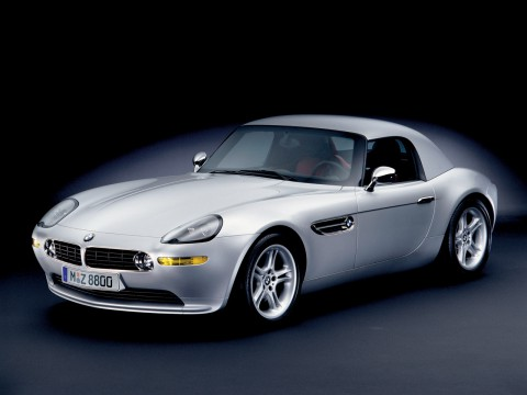 Technical specifications and characteristics for【BMW Z8 (E52)】