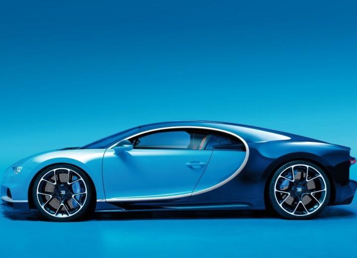 Bugatti Chiron Chiron • 8.0 AMT (1500hp) 4x4 technical ...