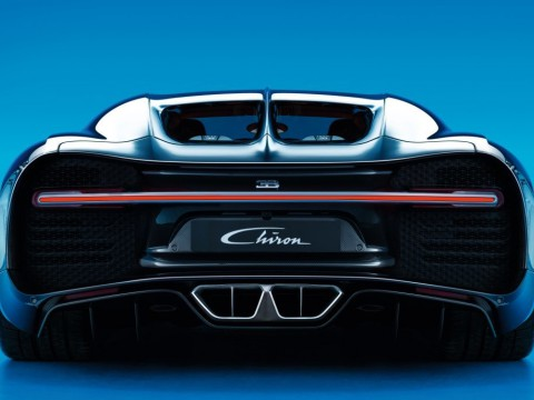 Technical specifications and characteristics for【Bugatti Chiron】