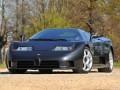 Technical specifications and characteristics for【Bugatti EB 110】
