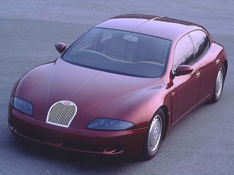 Technical specifications and characteristics for【Bugatti EB 112】