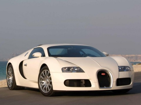 Technical specifications and characteristics for【Bugatti Veyron EB 16.4】