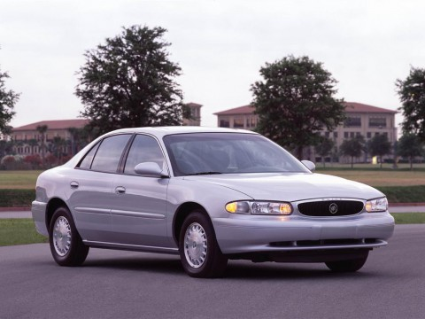 Технические характеристики о Buick Century (W)