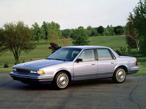 Technical specifications and characteristics for【Buick Century】