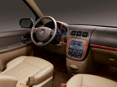 Technical specifications and characteristics for【Buick GL8】