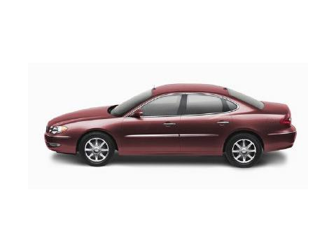 Technical specifications and characteristics for【Buick LaCrosse】