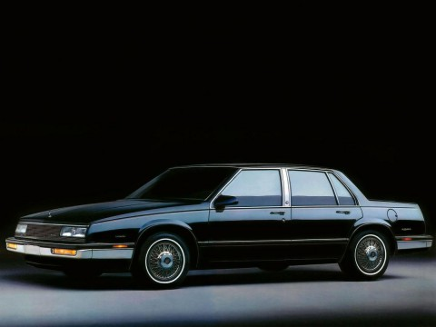 Technical specifications and characteristics for【Buick LE Sabre VI】