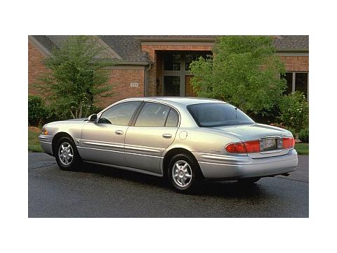 Technical specifications and characteristics for【Buick LE Sabre VIII】