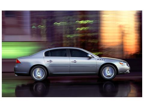 Technical specifications and characteristics for【Buick Lucerne】
