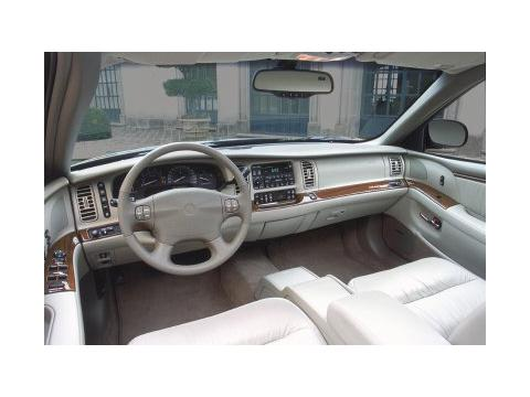 Technical specifications and characteristics for【Buick Park Avenue (CW52K)】
