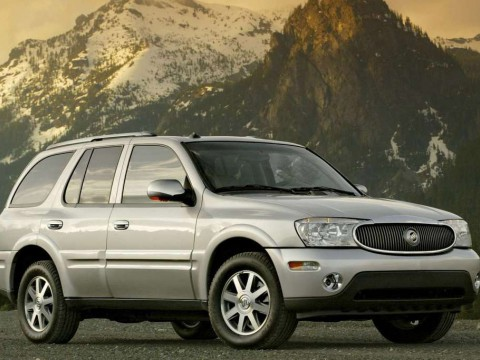 Technical specifications and characteristics for【Buick Rainer (GMT 360)】
