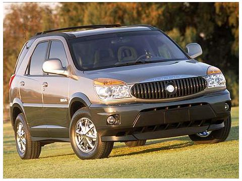 Technical specifications and characteristics for【Buick RendezVous】