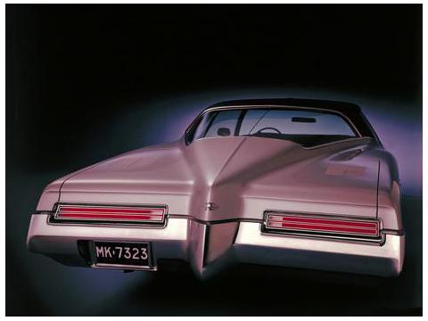Technical specifications and characteristics for【Buick Riviera III】