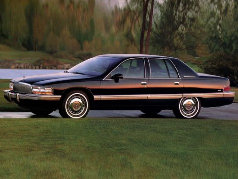 Technical specifications and characteristics for【Buick Roadmaster】