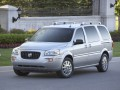 Technical specifications and characteristics for【Buick Terraza】