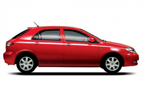 Technical specifications and characteristics for【BYD F3 R】