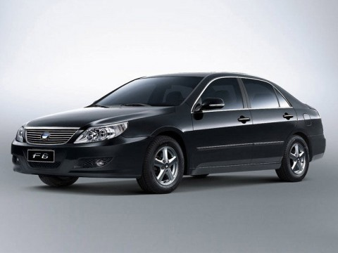Technical specifications and characteristics for【BYD F6】