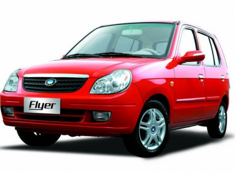 Technical specifications and characteristics for【BYD FLYER II】