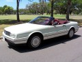 Technical specifications of the car and fuel economy of Cadillac Allante