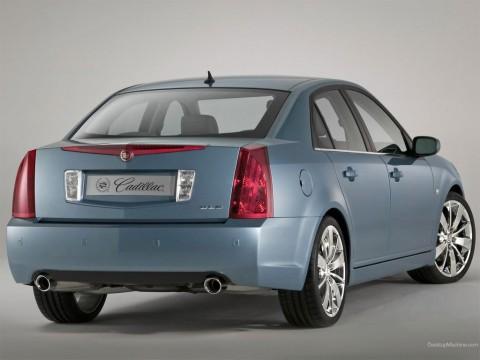 Cadillac BLS teknik özellikleri