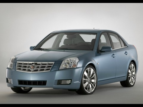 Technical specifications and characteristics for【Cadillac BLS】
