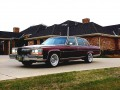 Technical specifications of the car and fuel economy of Cadillac Brougham