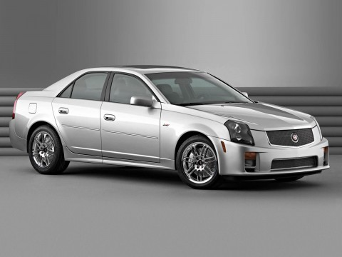 Technical specifications and characteristics for【Cadillac CTS】