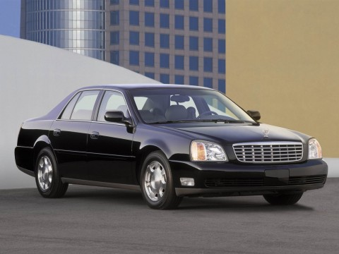 Technical specifications and characteristics for【Cadillac DE Ville (EL12)】
