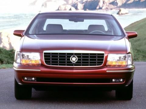 Cadillac De Ville teknik özellikleri