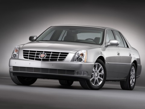 Technical specifications and characteristics for【Cadillac DTS】