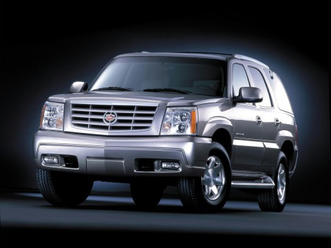 Technical specifications and characteristics for【Cadillac Escalade II】