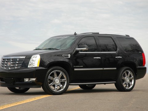 Technical specifications and characteristics for【Cadillac Escalade III】