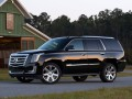 Technical specifications and characteristics for【Cadillac Escalade IV】