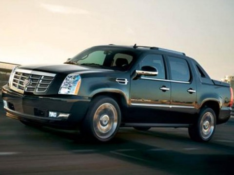 Technical specifications and characteristics for【Cadillac Escalade Pick Up】